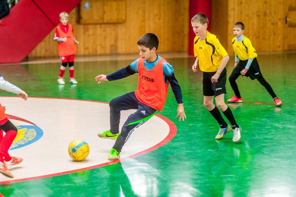 На шкільному турнірі з футзалу розпочався другий тур основного етапу (відео)